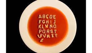 alphabet soup ile ilgili görsel sonucu