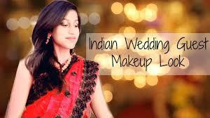 indian wedding guest makeup tutorial wedding look indian look indian make up styledbyaishyee