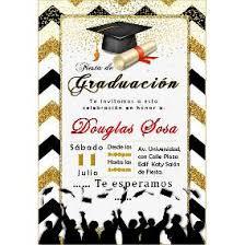 Invitaciones De Graduacion Para Imprimir Tarjeta De Invitacion Para Graduacion Magdalene Project Org