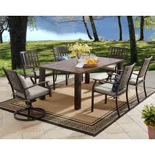 better homes and gardens camrose farmhouse mix match dining table com