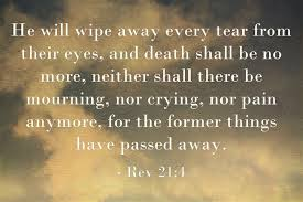 Bible Quotes About Death Of A Loved One