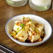 sweet and y silken tofu pickled