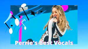 Best Vocals: Perrie Edwards ...