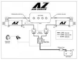 airbag suspension valve wiring diagram wiring diagram air ride suspension system install lowrider
