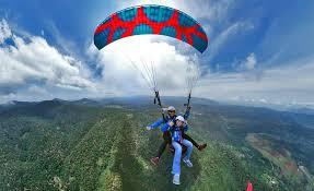 Resultado de imagen para volar parapente