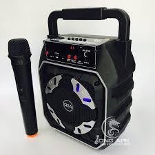 Loa Karaoke Bluetooth Mini Q5A tặng kèm một Micro hát không dây 16162502