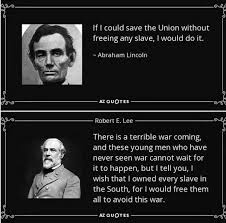Robert E Lee Quotes Awesome FACT CHECK Lincoln And Lee's Views On Slavery