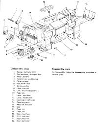 Isuzu Trooper Parts Diagram