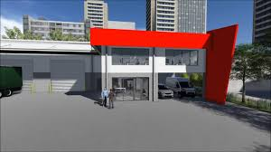 small office building design. Warehouse \u0026 Office Building -- Seventeen Mile Rocks, Brisbane 3D Flyover - YouTube Small Design L