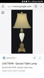 lenox lamp