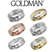 fredrick goldman wedding rings
