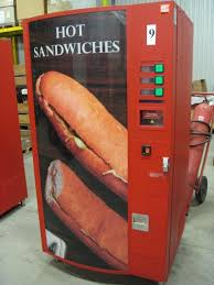 Used Vending Machines Ireland Enchanting Hot Sandwich Vending Machin 48 For Sale Used