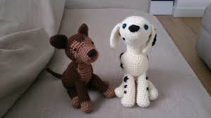 Crochet Dog Pattern Magnificent 48 Free Amigurumi Dog Crochet Patterns To Download Now