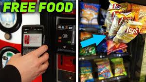 Vending Machine Hack 2016