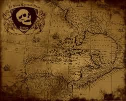 pirate map wallpaper free wallpaper
