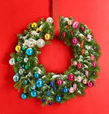 Diy Christmas Wreaths How To Make A Holiday Wreath Craft. nursery  inspiration. best baby ...