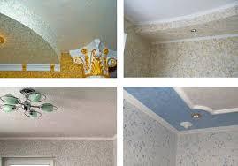 Dan Goedkope Plafonds Met Mantels Verschillende Plafondafwerkingen