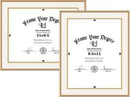 white certificate frame leader frames significant impact