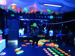 lighting for parties ideas. black lightneon birthday party ideas photo 1 of 13 catch my lighting for parties i