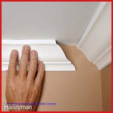 the secret for a glove tight fit for trim corners is a coped joint with this