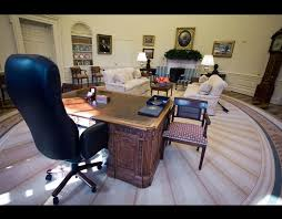 the oval office white house. the famous office of president situated inside oval white house
