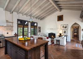 contemporary spanish style kitchen