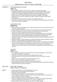 Sample Aviation Resume Aviation Resume Samples Velvet Jobs 18