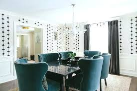 upholstered wingback dining chairs pea blue velvet dining chairs view full size upholstered wingback dining room
