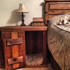 Incredible Nightstand Dog Crate Night Stand Foter With Image Of End Table  Large Popular And Drawer Trends