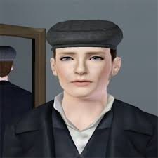 Cillian Murphy as Thomas Shelby (Peaky Blinders) by bitterbonez - The  Exchange - Community - The Sims 3