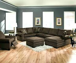 brown leather couch what color rug furniture colors trying to decorate around a burdy popular