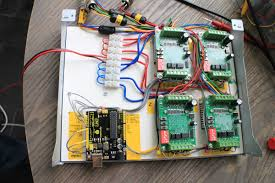 y axis and x axis, i hear them but they don�t move inventables open source cnc projects at Ox Cnc Wiring Diagram