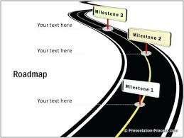 Blank Road Map Template Free Roadmap Templates Blank Road Map