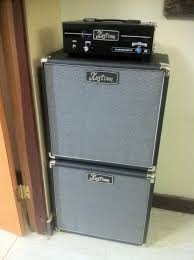 Kustom 1x12 Cabinet 1 Head Into Two Cabs With A Y Cable Squier Talk Forum