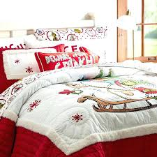 Holiday Bedding Quilts – co-nnect.me & Christmas Quilts And Bedspreads Christmas Holiday Bedding Thereviewsquad  Com The Grinch Quilt Sham Pb Christmas Quilts Adamdwight.com