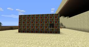minecraft door. Bookshelf Hidden Piston Door Minecraft