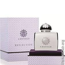 Amouage <b>Reflection</b> Woman - описание аромата, отзывы и ...