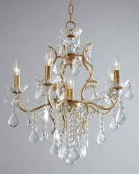 at horchow horchow astrid 6 light chandelier