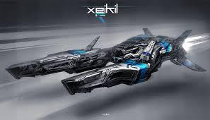 Futuristic Concepts Mccoy 02 Jon Mccoy Art Futuristic Scott Robertson Spaceship