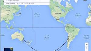 Flat Earth Flight Patterns Amazing Flat Earth Why Air Flights Are Not Straight Lines In Map YouTube