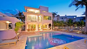 Beachfront Homes For Sale In Cancun Mexico