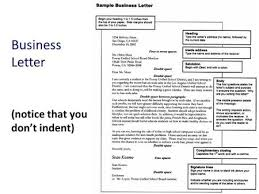Setting Up A Business Letter How To Write A Business Letter Ppt Video Online Download