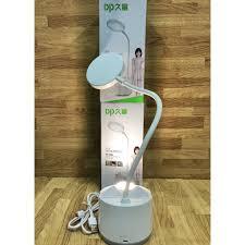 ĐÈN Bàn HỌC DP 6055, sạc tích điện ,đèn led đọc sách chống cận cho trẻ học  sinh Có Giá Đỡ Điện Thoại giá cạnh tranh