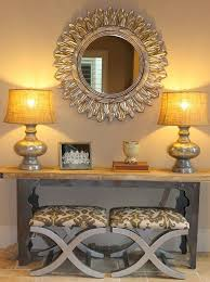 hallway entrance table. Marvelous Hallway Console Table And Mirror With Entrance