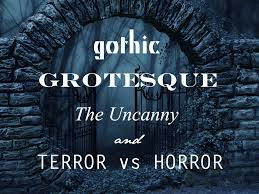 "the masters review literary terms gothic grotesque and the  2 comments on ""literary terms gothic grotesque and the uncanny"""