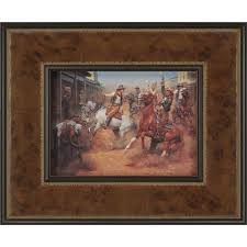 on framed western wall art with our grand entrance framed wall art