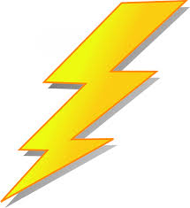 Image result for lightning bolt