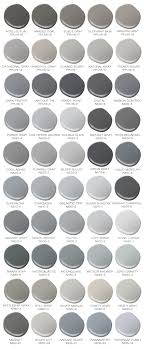 cool gray paint colorsColorfully BEHR  Behrs 50 Shades of Grey