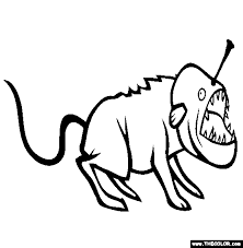 Small Picture Silly Animals Online Coloring Pages Page 1