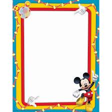 Mickey Mouse Clubhouse Mickey Park Mini Reward Chart By Eureka